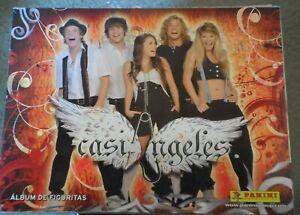 ALBUM STICKERS TEEN ANGELS CASI ANGELES COMPLETE