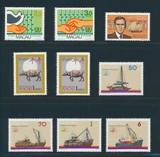 MACAO 1985, five issues MNH/**, very fine!
