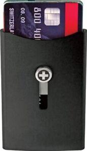 Wagner Super Slim Wallet Jet Black