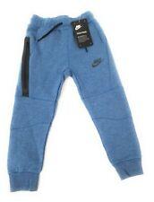 New listing Nike Boys Tech Pack Sweatpants Size 4 Aegean Storm Heather Blue 86B203-U7D