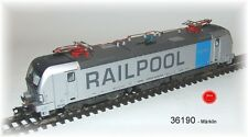 "Märklin 36190 E-Lok BR 193 ""Railpool"" mfx Sound Metall #NEU in OVP#"