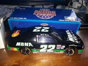 Action 1/24 Pontiac Grand Prix #22 Ward Burton piggy bank