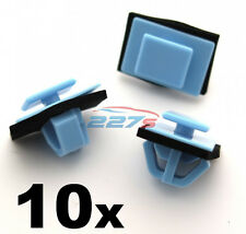 10x Side Moulding and Door Trim Clips: Fits the Hyundai Santa Fe & Kia Sportage