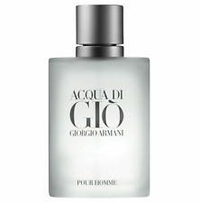 Giorgio Armani Acqua Di Gio 3.4oz EDT Men Without Box
