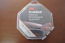 3M 72061 Scotchcal Striping Tape,Elite Cassis Mt, 3/16 in