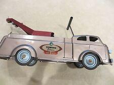 RARE 1950's Wyandotte Ride-On Wrecker Tow Truck #1705