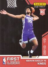 2018-19 Panini Instant NBA #FI-2 Marvin Bagley Rookie Card Kings - Only 168 made