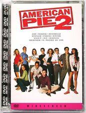 Dvd American Pie 2 - Super jewel box 2001 Usato