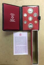 1973 Royal Canadian Mint Double Dollar Proof Like Coin Set
