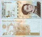 1 x Venezuela 1 Million (1,000,000) Bolivares-Uncirculated banknote