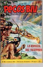 Albi di Pecos Bill n 125 - Ed. Fasani