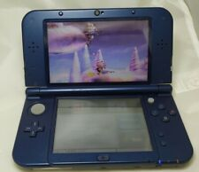 Nintendo New 3DS XL Purple Galaxy with 4gb SD Card (Used with minor scratches)