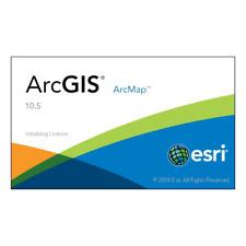 ESRI ArcGIS Desktop v10