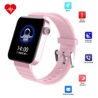 Damen Mädchen Smartwatch Pulsuhr Schlaftracker Armband Uhr für Samsung Note 10 9