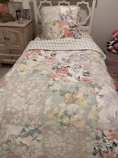 Pottery Barn Kids Twin Size Quilt and Euro Sham