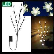 Lichterzweig 16 LED Zweig 70cm Blütenzweig Baum Dekozweig