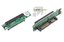 "Notebook Konverter Adapter 2.5"" SATA Festplatte 44 Pin IDE HDD SSD auf 22 polig"