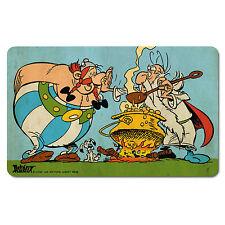 BD Astérix /& Obelix-PANORAMIX petit-déjeuner lamelles Planche à découper 4er Set