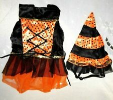 PET COSTUME, WITCH, DOG COSTUME, HALLOWEEN, SPELLBOUND