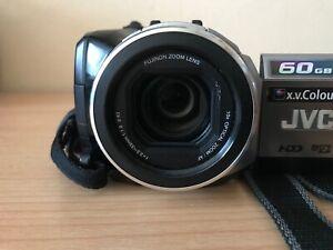JVC GZ-HD5 Ultra Compact Full HD 1920x1080 HDD Camcorder