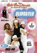 Get the Dance - Clipstyle Vol. 2 Rock-Pop DVD