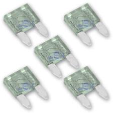 5X 2 AMP ATM Mini Blade Small Style Car/RV/Boat/Solar 12V/24V/32V 2AMP/2A LOT