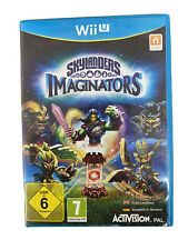 Nintendo Wii U Skylanders: Imaginators Game - Free Postage Quick Dispatch