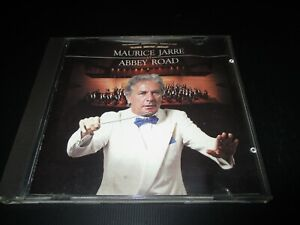 """CD """"MAURICE JARRE at Abbey Road"""""""