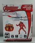 *OPEN BOX** World Tech Toys Iron Man 2 Channel flying figure infrared helicopter