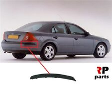 FOR FORD MONDEO MK3 2000-2007 NEW REAR BUMPER MOLDING TRIM RIGHT BLACK