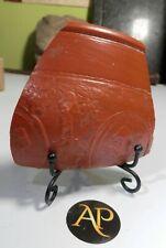 Muy raras Romano [romano-británica] decorados Samian Tazón de Cerámica Sherd – Formulario 29