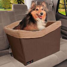 Solvit Jumbo Tagalong On-Seat Single Multi Dog Pet Elevated Booster Car Seat