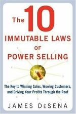 The 10 Immutable Laws of Power Selling: The Key to Winning Sales, Wowi-ExLibrary