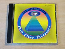 13th Floor Elevators/The Interpreter/1999 CD Album