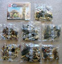 LEGO Star Wars - Rare - 9516 Jabba's Palace - New (No Minifigs, or Box)