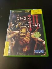 House of the Dead III (Microsoft Xbox, 2002) Complete & Tested Free S&H (G2)