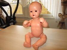 Schildkröt Puppe Strampelchen 50 Mit Risse an der Schläfe