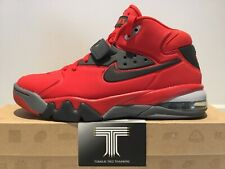 Nike Air Force Max 2013 ~ Worn Twice ~ 555105 600 ~ Uk Size 7