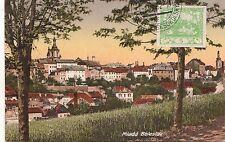 B81957 mlada boleslav Jungbunzlau  czech republic front/back image