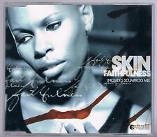 SKIN (SKUNK ANANSIE) FAITHFULNESS CD SINGOLO CDS SINGLE