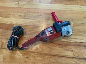 "Milwaukee USA Heavy Duty 5460 7/9"" Dial Speed Control Polisher Corded Tool"