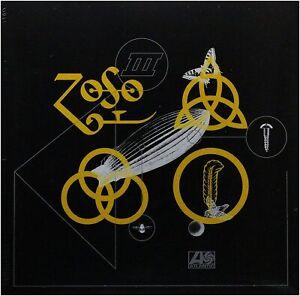 """LED ZEPPELIN """" ROCK & ROLL/FRIENDS 7"""" LTD YELLOW VINYL SINGLE """" NEW & SEALED"""