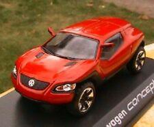 VW VOLKSWAGEN CONCEPT T CAR NOREV ROUGE 1/43 ALTAYA RED ROT DIE CAST MODEL