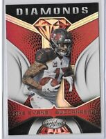 2019 Certified Mike Evans Diamonds Insert SP No. 21
