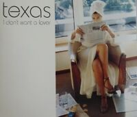 TEXAS : I DON'T WANT A LOVER ( 2001 MIX ) - [ CD MAXI PROMO ]