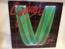 Survivor Vinyl LP Record Vital Signs 1984 Scotti Brothers Vintage