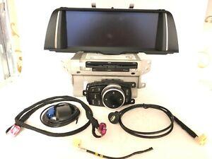 BMW OEM Touch NBT HDD LED F10 F11 5 Series M Professional Navigation SAT NAV SET