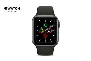 Apple Watch Series 5  40mm GPS  Aluminium - NEW SEALED