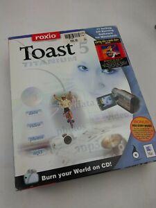 Roxio Toast 5 Titanium for Mac