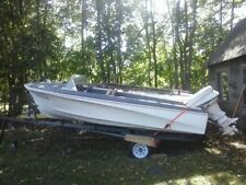 New listing speed boat